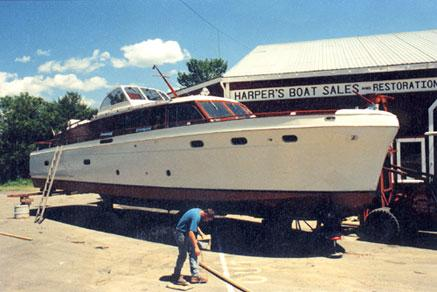 Chris craft cabin cruiser plans | TuGBS